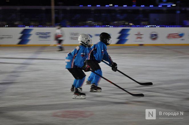 Ирина Слуцкая с ледовым шоу открыла площадку «Спорт Порт» в Нижнем: показываем, как это было - фото 5