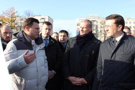 Памятник Максиму Горькому открыт после реставрации