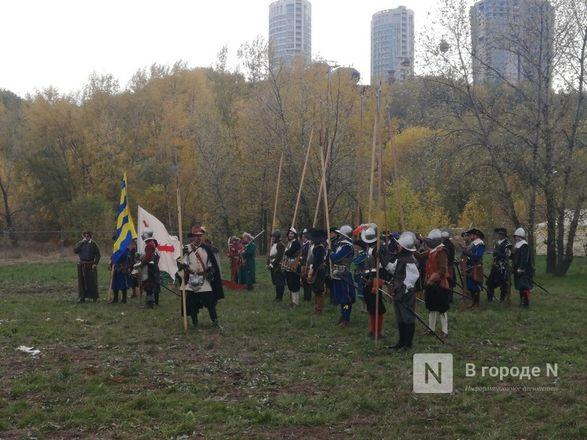 Нижегородцы стали участниками средневекового сражения  - фото 17