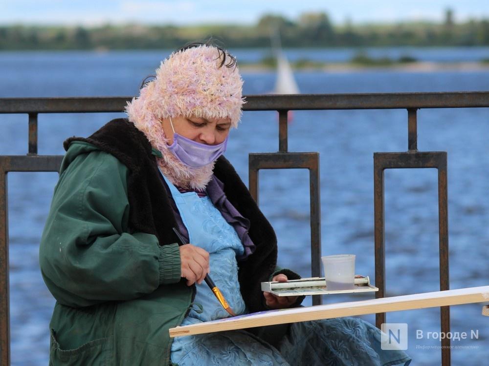 Праздник в пандемию: как Нижний Новгород отметил 799-летие - фото 33
