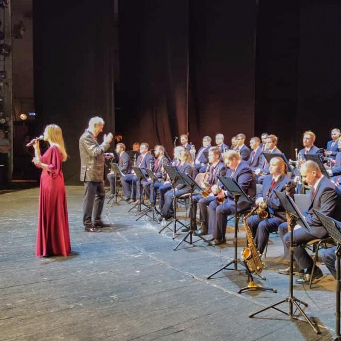 Нижегородский губернский оркестр дал концерт для медработников - фото 1