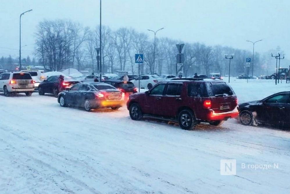 Полоса раздора: почему выделенные полосы в Нижнем Новгороде не спают от пробок - фото 3