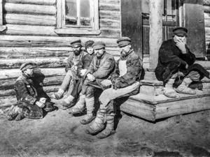 Архивные снимки «нижегородских босяков» можно будет увидеть в Русском музее фотографии