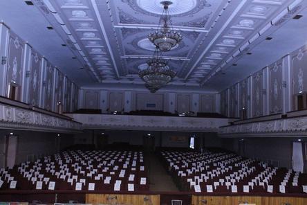 Никитин скорректировал рассадку в нижегородских театрах