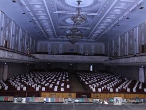 Нижегородские театры и концертные залы будут получать поддержку до конца года