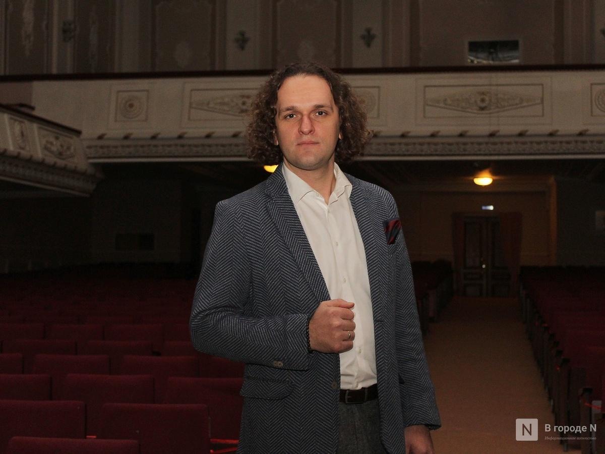 Дирижер телешоу «Синяя птица» начал работать в нижегородском театре - фото 1