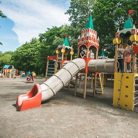 Инклюзивная детская площадка появится в нижегородском парке «Швейцария» - фото 1