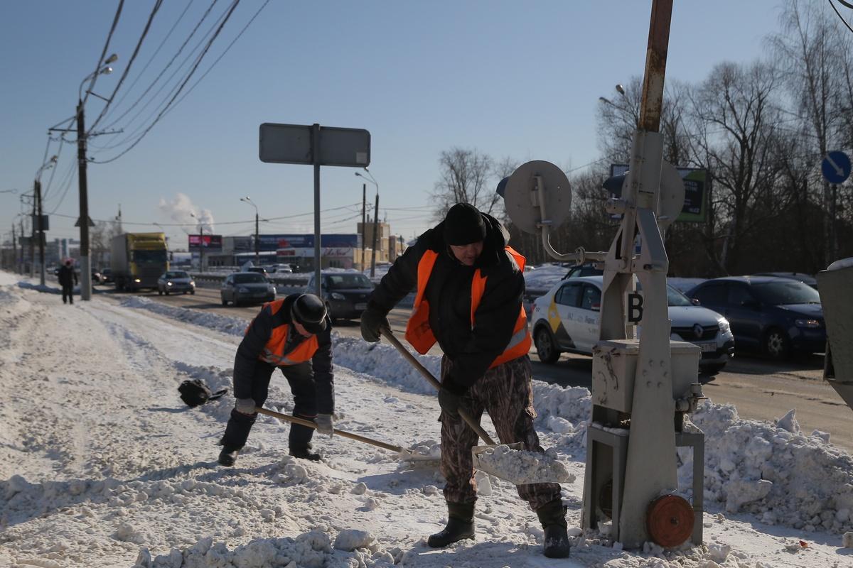 Мэр Нижнего Новгорода призвал горожан готовиться к очередным снегопадам - фото 1