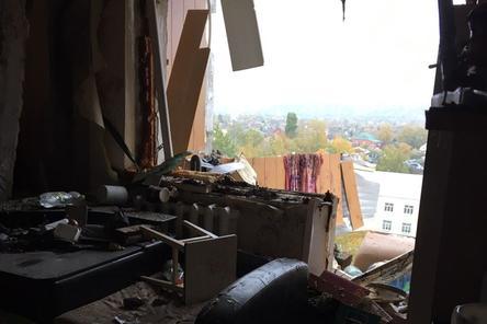 Взрыв наулице Гайдара