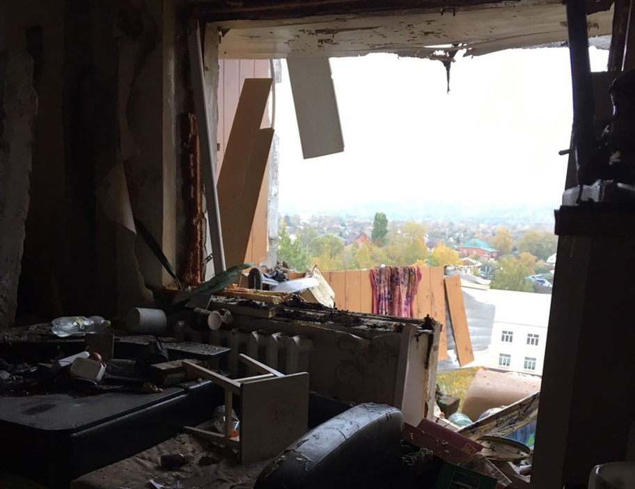 СК возбудил дело по факту хлопка газа в Автозаводском районе - фото 1