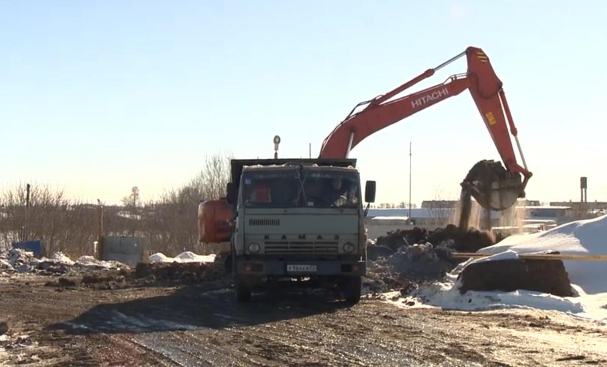 Очистные сооружения планируется построить в Перевозе к ноябрю 2022 года - фото 1