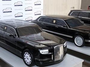 Владимир Путин поручил поставить на поток производство российских авто для чиновников