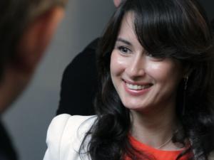 Экс-ведущая шоу «Самый умный» Тина Канделаки проведет зарядку для нижегородцев