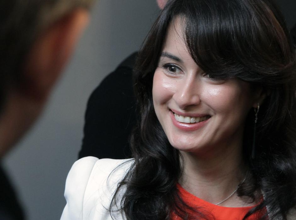 Экс-ведущая шоу «Самый умный» Тина Канделаки проведет зарядку для нижегородцев - фото 1