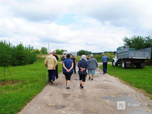 Долгая дорога из Долгово: птицефабрика «выставила» местных жителей на трассу - фото 6