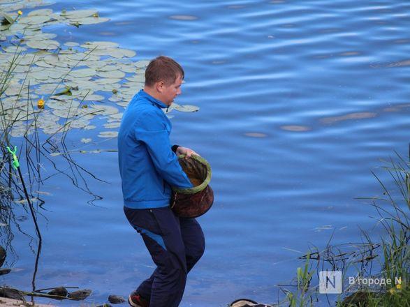 Праздник в пандемию: как Нижний Новгород отметил 799-летие - фото 18