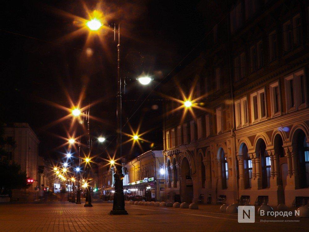 Все уличные фонари Нижнего Новгорода заменят на светодиодные к 2021 году - фото 1