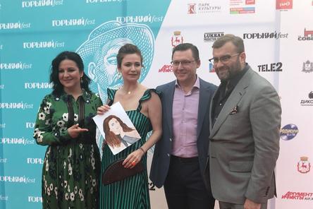 В Нижнем Новгороде завершился «Горький fest» (ФОТО)