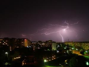 МЧС предупреждает о грозах и сильном ветре в Нижегородской области