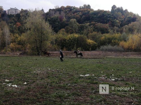 Нижегородцы стали участниками средневекового сражения  - фото 14