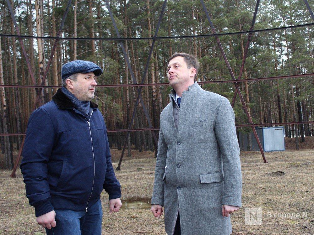 Гиперболоид инженера Шухова: судьба знаменитой башни в Дзержинске - фото 8