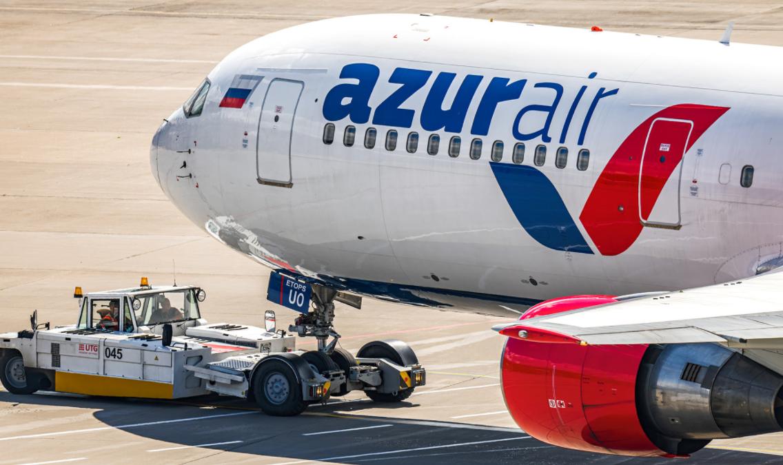 Авиаперевозчик AZUR приостановил полеты из Нижнего Новгорода в Анталью - фото 1
