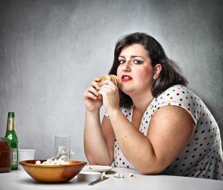 Ожирение россиян приближается к американским показателям