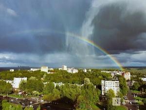 Грозы ожидаются в Нижегородской области 28 июля