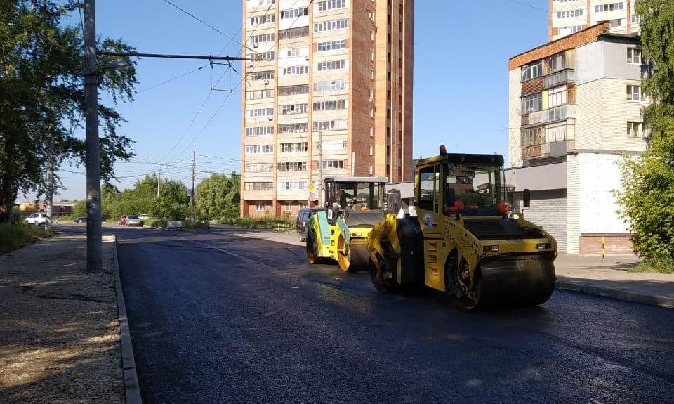 В Нижнем Новгороде отремонтируют 14 улиц в рамках нацпроекта - фото 1