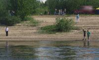 На шести пляжах Нижнего Новгорода появились душевые кабины