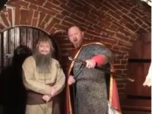 Шеф Ивлев снимает шоу в Нижнем Новгороде