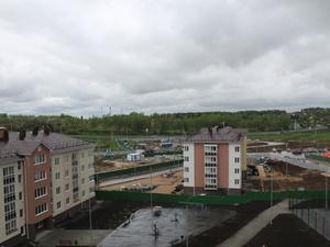 Стало известно, в какой стадии находится строительство каждого дома ЖК «Новинки Smart City»