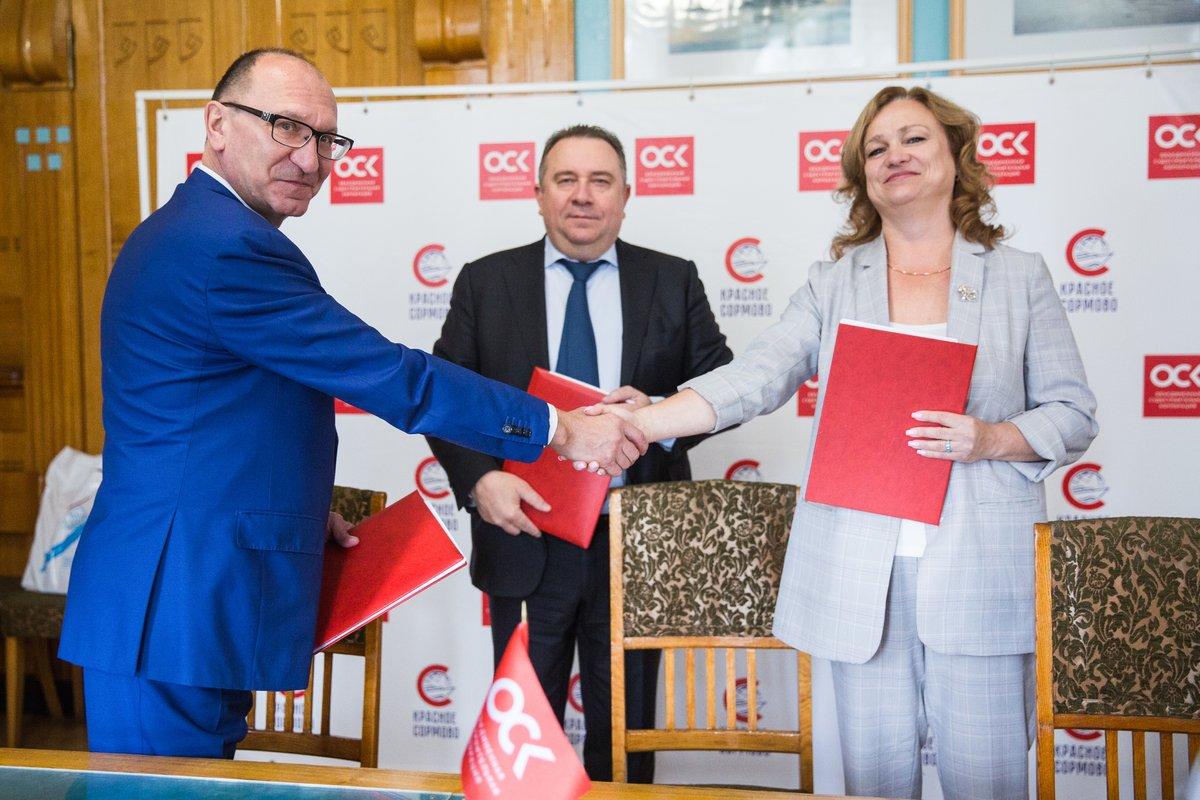 Первые в России судостроительные классы откроются в Нижнем Новгороде - фото 1