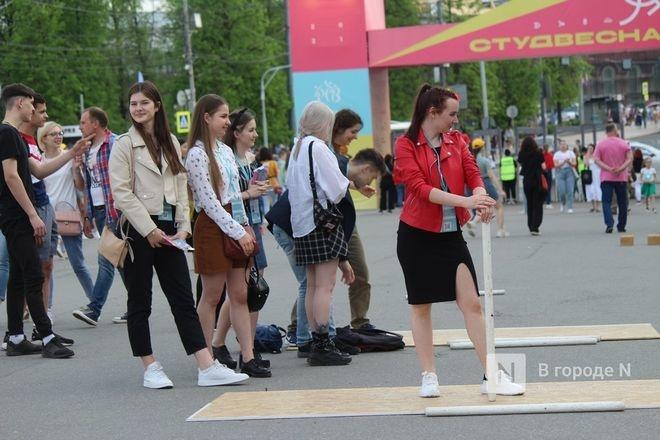 Случаев коронавируса не было выявлено среди участников «Студенческой весны» в Нижнем Новгороде