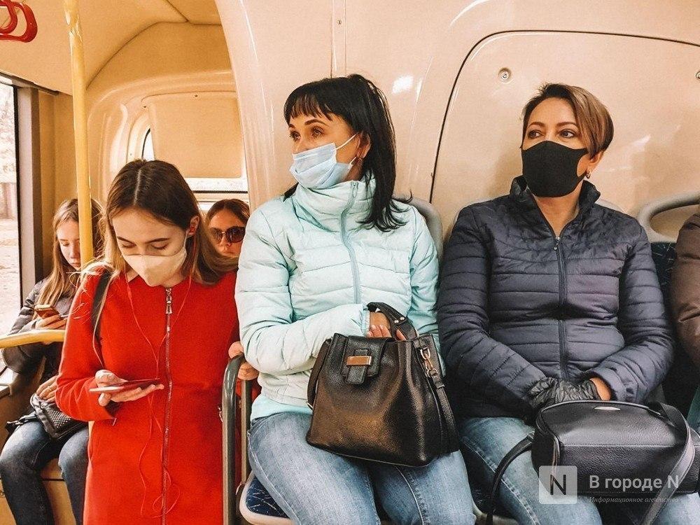 Остановка — больничный: безопасно ли пользоваться общественным транспортом в Нижнем Новгороде? - фото 2