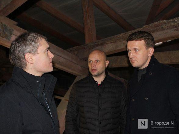 Текущую крышу в нижегородской гимназии № 67 отремонтируют через две недели - фото 20