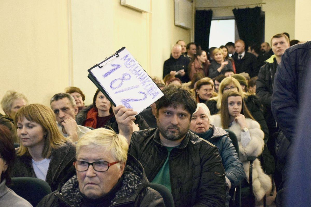 Прежние адреса, прежние проблемы: Владимир Панов снова встретился с жителями Приокского района - фото 7