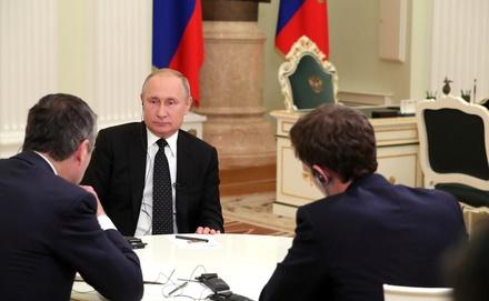 Владимир Путин о наказании для предателей, Трампе и российских олигархах – большое интервью The Financial Times