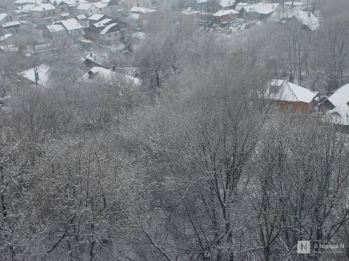 Ледяной дождь и гололед ожидаются в Нижегородской области 13 февраля - фото 1