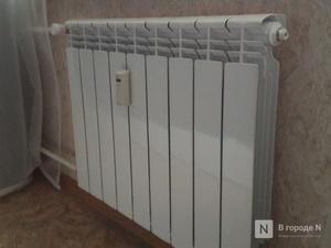 Все многоквартирные дома обеспечены теплом в Нижнем Новгороде