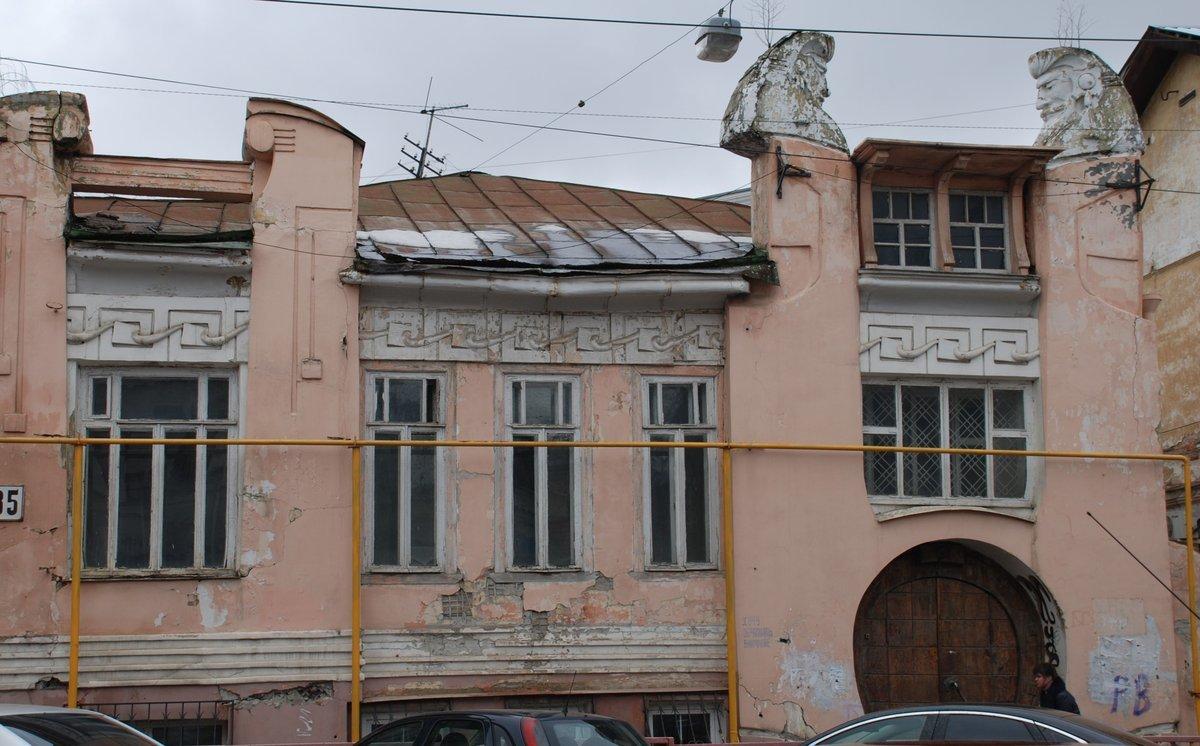 В Нижнем Новгороде началась реставрация «Шахматного дома» - фото 1