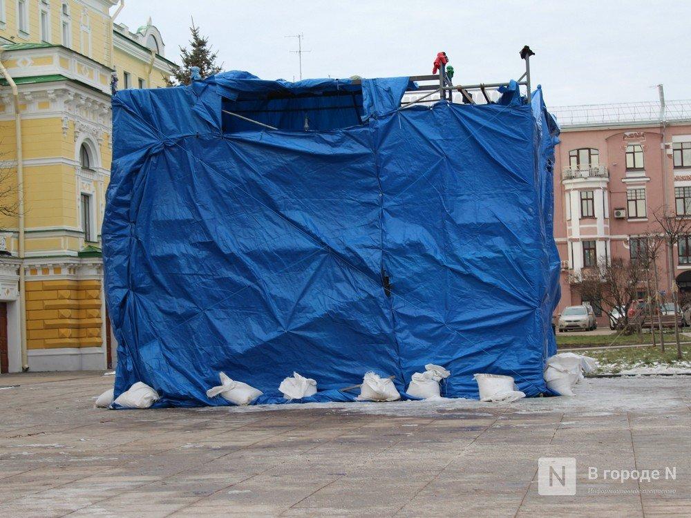 Памятник Чкалову отреставрировали в Нижнем Новгороде - фото 7