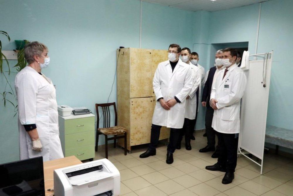 Сокольскую больницу модернизируют почти за 200 млн рублей - фото 1