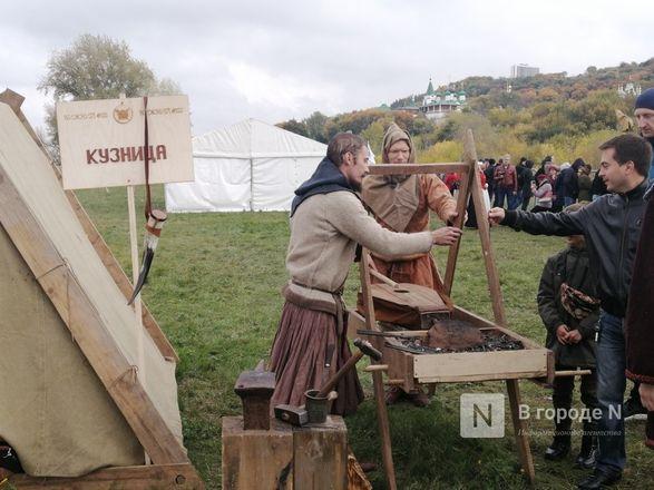 Нижегородцы стали участниками средневекового сражения  - фото 18