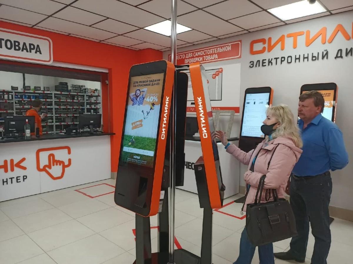 Новый магазин «Ситилинк» открылся в Нижнем Новгороде - фото 1