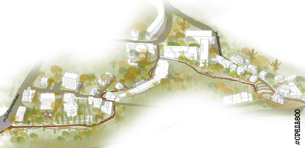 Новый пешеходный маршрут пройдет по Почаинскому бульвару - фото 2