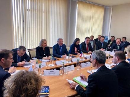 Торговый оборот между Нижегородской областью и Германией составил 670 млн долларов