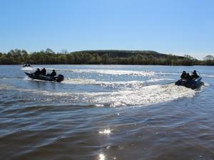 Перемещение маломерных судов с использованием двигателей разрешили на Оке и Чебоксарском водохранилище