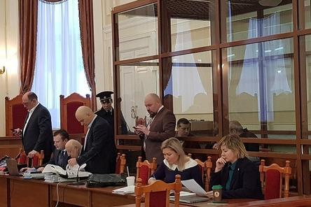 Подельник Сорокина отказался от очередного адвоката