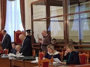 Свидетель по делу Сорокина пришел на допрос со «шпаргалкой»